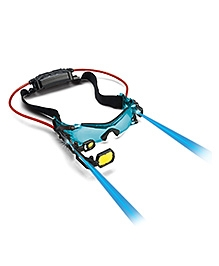 Spy Gear Night Goggles - Black And Blue