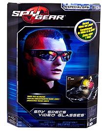 Spy Gear Video Glasses