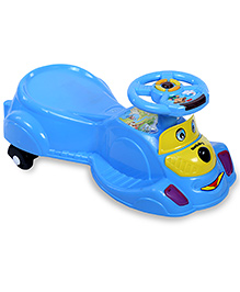 Sunbaby Twisty Activity Ride On Car - Blue
