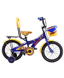Hero Cycles Mickey 16T Bicycle - Dark Blue