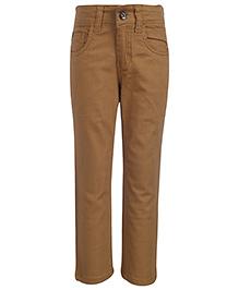 Gini & Jony Full Length Trouser - Beige