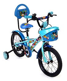 Hero Cycles Disney Mickey 16T Bicycle - Blue