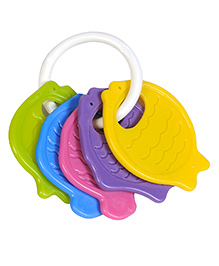 Funskool - Clack Fish Teether