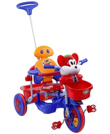Sunbaby Tricycle - Red & Blue