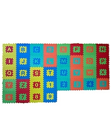 Kiddy Alphabet And Numbers Puzzle Mat - 36 Pieces