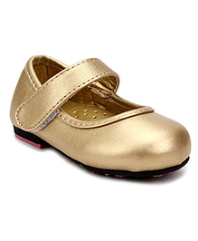 Doink Party Bellies Velcro Closure - Golden