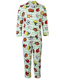 Ollypop Full Sleeves Night Suit