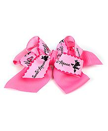 Disney Hair Clip - Pink
