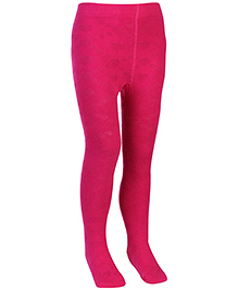 Mustang Footed Tights Stockings - Solid Color