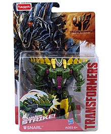 Transformers Snarl Hammer Strike Action Figure