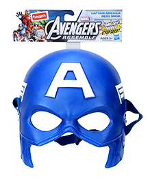 Funskool Marvel Avengers Hero Mask - Blue
