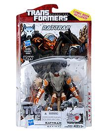 Transformers Rattrap Maximal Figure - Orange