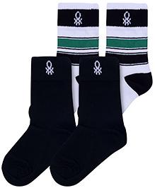 United Colors of Benetton Socks - Pack Of 2