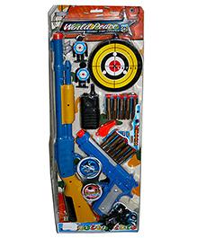Adraxx Complete Commando Kit With Dart Shotgun And Pistol
