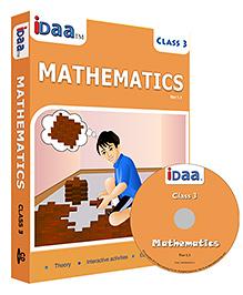 IDaa CD CBSE Mathematics Class 3 - English