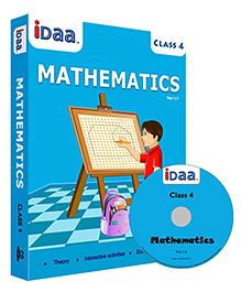 IDaa CD CBSE Mathematics Class 4 - English