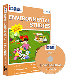 IDaa CD CBSE Environmental Studies Class 4 - English