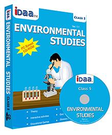 IDaa CD CBSE Environmental Studies Class 5 - English