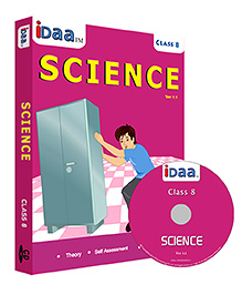IDaa CD CBSE Science Class 8 - English