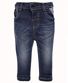 Beebay Full Length Denim Jeans - Blue