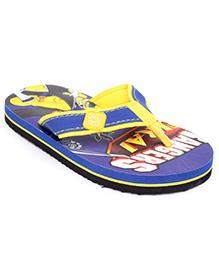Power Ranger Flip Flop - Royal Blue