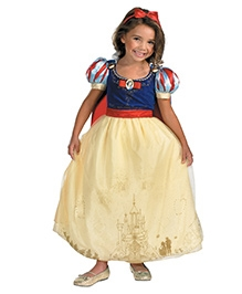 Snow White Storybook Prestige - Blue And Yellow