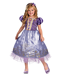 Disney Rapunzel Sparkle Deluxe Theme Costume - Purple