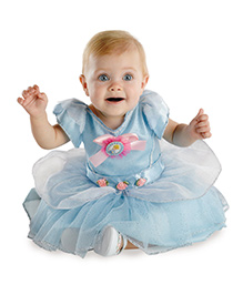 Disney Cinderella Infant Theme Costume - Blue