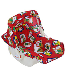 Infanto Deluxe Baby Love Carry Rocker - Red