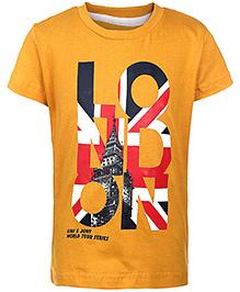 Gini & Jony Half Sleeves T-Shirt