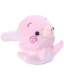 Fab N Funky Musical Hammer Light Pink - Octopus Shape