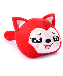 Fab N Funky Musical Hammer Red - Cat Face Shape