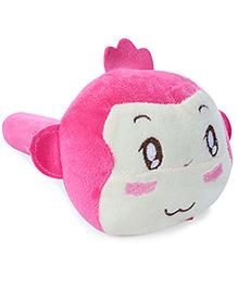 Fab N Funky Musical Hammer Pink - Monkey Face Shape