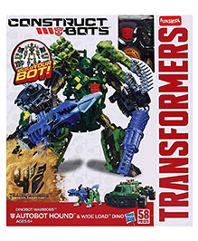 Transformers Autobot Hound And Wide Load Dino Figure - 58 Pieces
