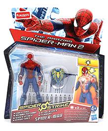 Funskool The Amazing Spiderman 2 Spider Strike Spiderman - 10 cm