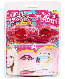Barbie Swimming Combo Set - 3 Years +