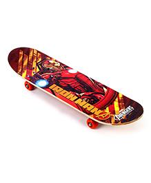 Disney Iron Man Skateboard - 31 inch