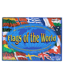 Reliance Big Home Videos Board Game - Flags Of The World