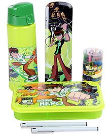 Ben 10 School Kit - Green