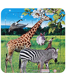 Fab N Funky Puzzle - Set Of 3