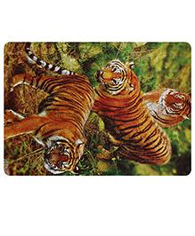 Fab N Funky Puzzle - Tigers Print