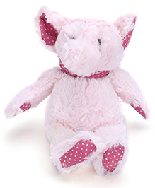 Play N Pets Elephant Soft Toy - Pink