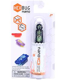 Hexbug Nano Newton Series Battery Operated Bug - Black And Green