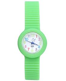 Kool Kidz Analog Wrist Watch - Green