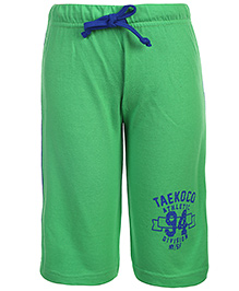 Taeko Three Fourth Track Pants - Athletic 94 Print