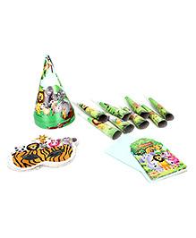 Birthday Party Kit Jungle Themed