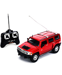 Gokai Remote Control Car Hummer - Red