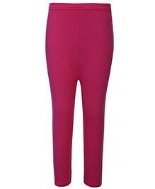 Dreamszone Plain Leggings - Pink