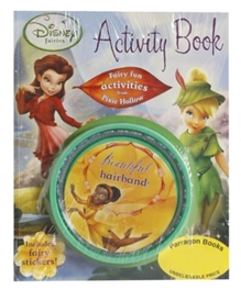 Disney Fairies - Activity Book