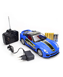 Kumar Toys Remote Controlled Car - Blue